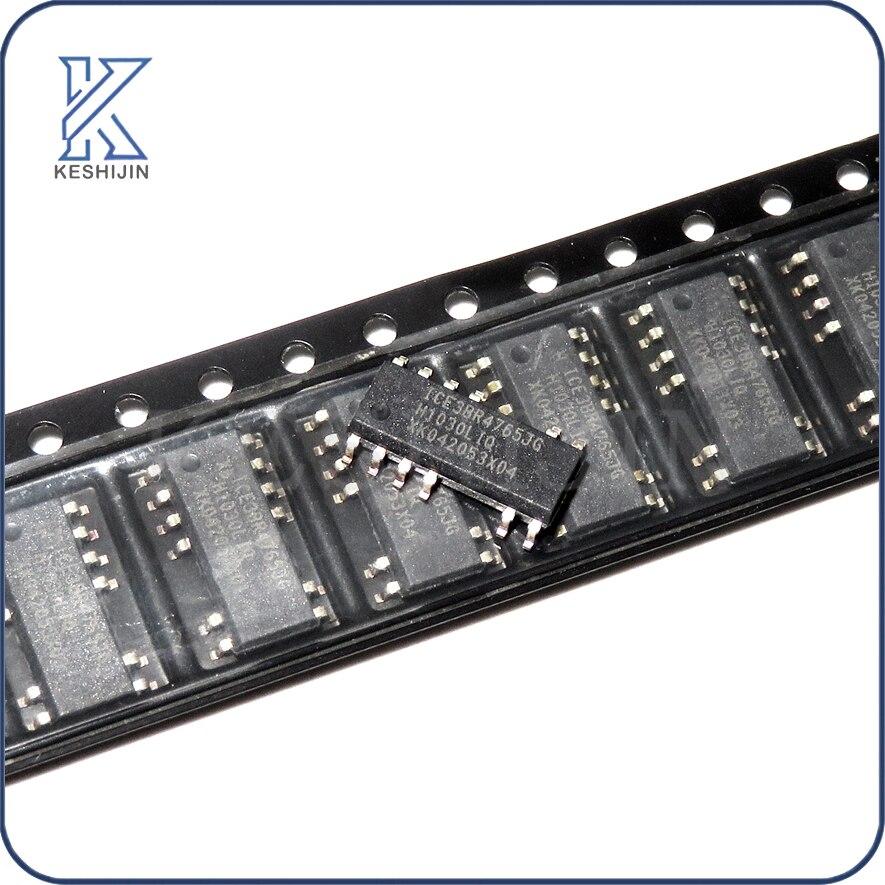 10 шт./лот ICE3BR4765JG SOP12 чип преобразователя переключателя