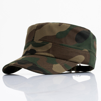 Men Women Hunting Cap Snapback Baseball Caps Camouflage Hat Military Army Tactical Flat Top Outdoor Sports Camping Hiking Sunhat wuaumx casual military hats spring summer flat top baseball caps men women outdoor army cap mesh breathable casquette militaire