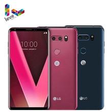 LG-teléfono inteligente V30 V300 H931 H932 VS996 US998, Original, desbloqueado, 6,0 pulgadas, 4GB de RAM, 64GB de ROM, 16MP, ocho núcleos, 4G, LTE, Android