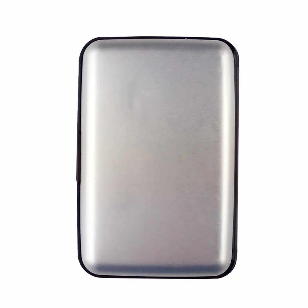 Maison Fabre bag mini portfel kobieta mężczyzna wąskie etui na karty kredytowe mały plastikowy portfel etui na dowód torebka etui portfel