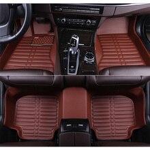 חדש מותאם אישית רכב רצפת מחצלות לקאיה ריו K3 K5 K7 Sportage נשמת Cerato פורטה Opirus אופטימה סורנטו Carens קרנבל bongo3