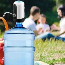 Домашние гаджеты, водяной насос для бутылки, мини бочкообразные электрические водяные насосы, USB зарядка, автоматический портативный диспе...
