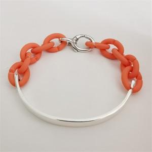 Image 3 - Authentieke 925 Sterling Zilver Half Armband Mode sieraden Voor Vrouwen X Lock Charm Geschikt Voor Europese Armbanden Logo Voor gratis