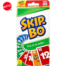 Card-Game Poker-Card Game-Chess Multiplayer-Toy Skip Bo Party-Board Detective Home English