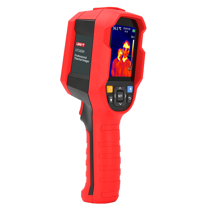 UNI-T UTi165H Infrared Thermal Imager 30 ˚ C ~45 ˚ C  Thermometer Thermal Imaging Camera Temperature Detection