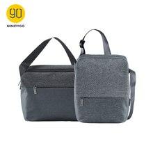 NINETYGO 90FUN City Concise Series Shoulder Messenger Crossbody Bag Water Resist