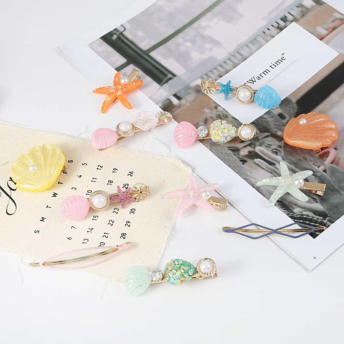 1 шт. Роскошные блестящие корейские заколки для волос с цветком из кристаллов, ободок для волос, золотые заколки для волос с кристаллами, Заколки для женщин и девушек, свадебные украшения
