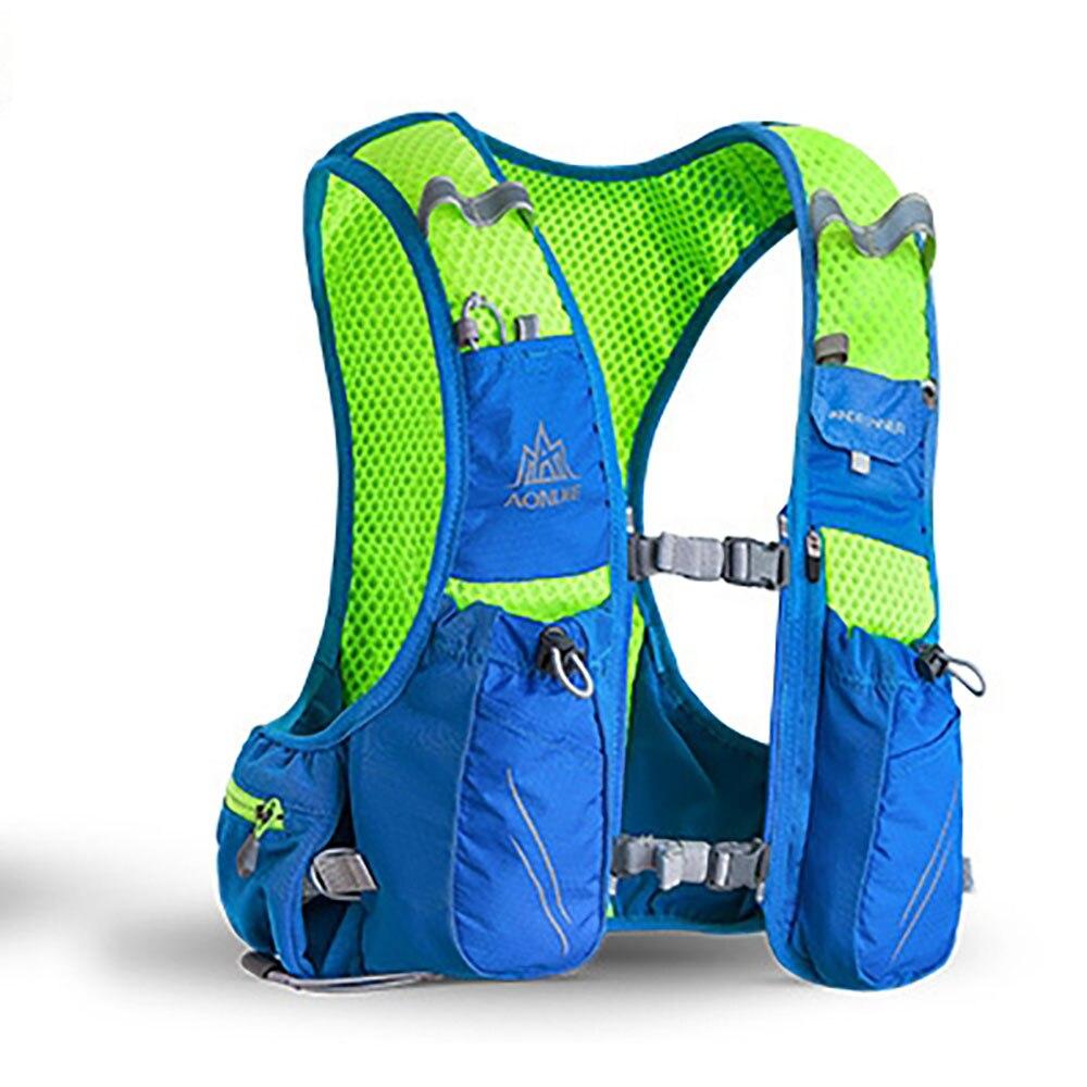 Aonijie Trail sac de course Fitness course accessoires sac à dos en plein air ultra léger randonnée Marathon course cyclisme sac à eau - 4