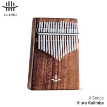 калимба Деревянное пианино для большого пальца hlру Kalimba 17 дюймов, 21 ключ, музыкальный инструмент, подарок с аксессуарами, мини-калимба из цел...
