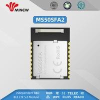 Маленький размер nRF52832 модуль Керамический чип антенна беспроводной дальний передатчик модуль 2,4 ГГц модуль