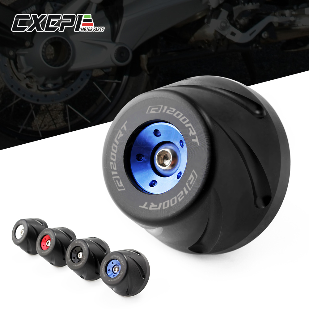 For BMW R1200RT 2005-2013 <font><b>R1200ST</b></font> 2005-2008 Motorcycle Final Drive Housing Cardan Crash Slider Protector For R1200 RT R1200 ST image