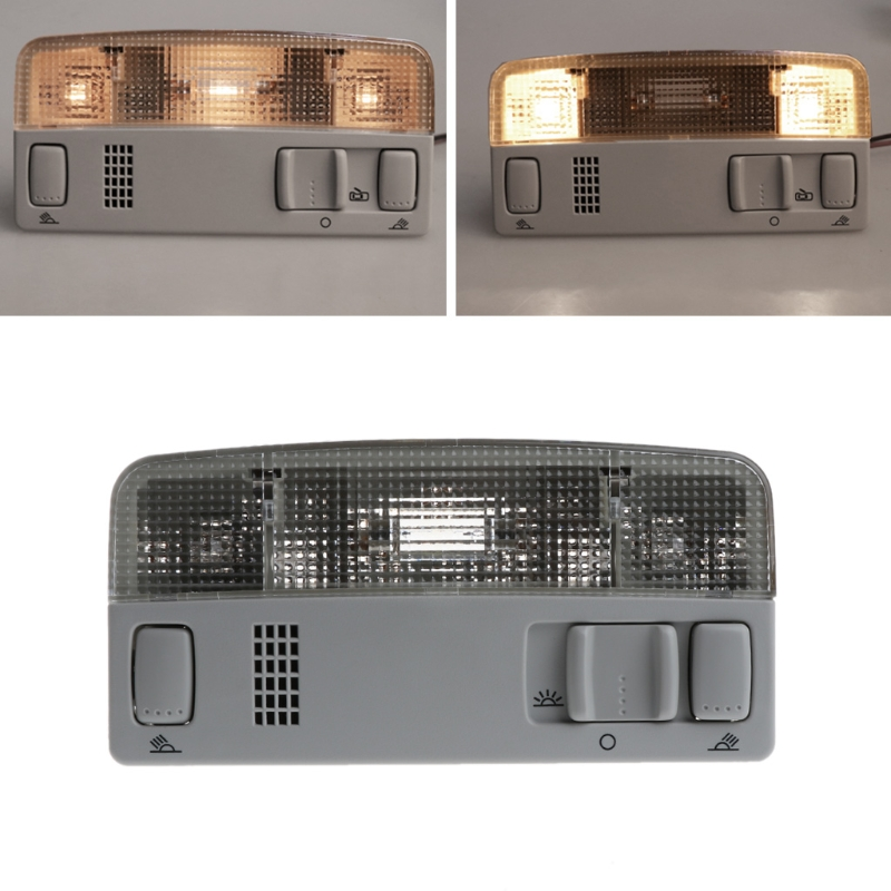 Image 2 - Car Reading Interior Light For VW Passat B5 Golf 4 Bora Polo Caddy Touran FabiaSignal Lamp   -