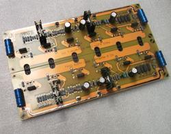 Przejść A5 pojedynczy koniec mocy klasy a wzmacniacz deska gorączka mocy wzmacniacz zarządu wykończone pokładzie HIFI czysta Aftergrade gorączka ampl w Części i akcesoria do instrumentów od Narzędzia na