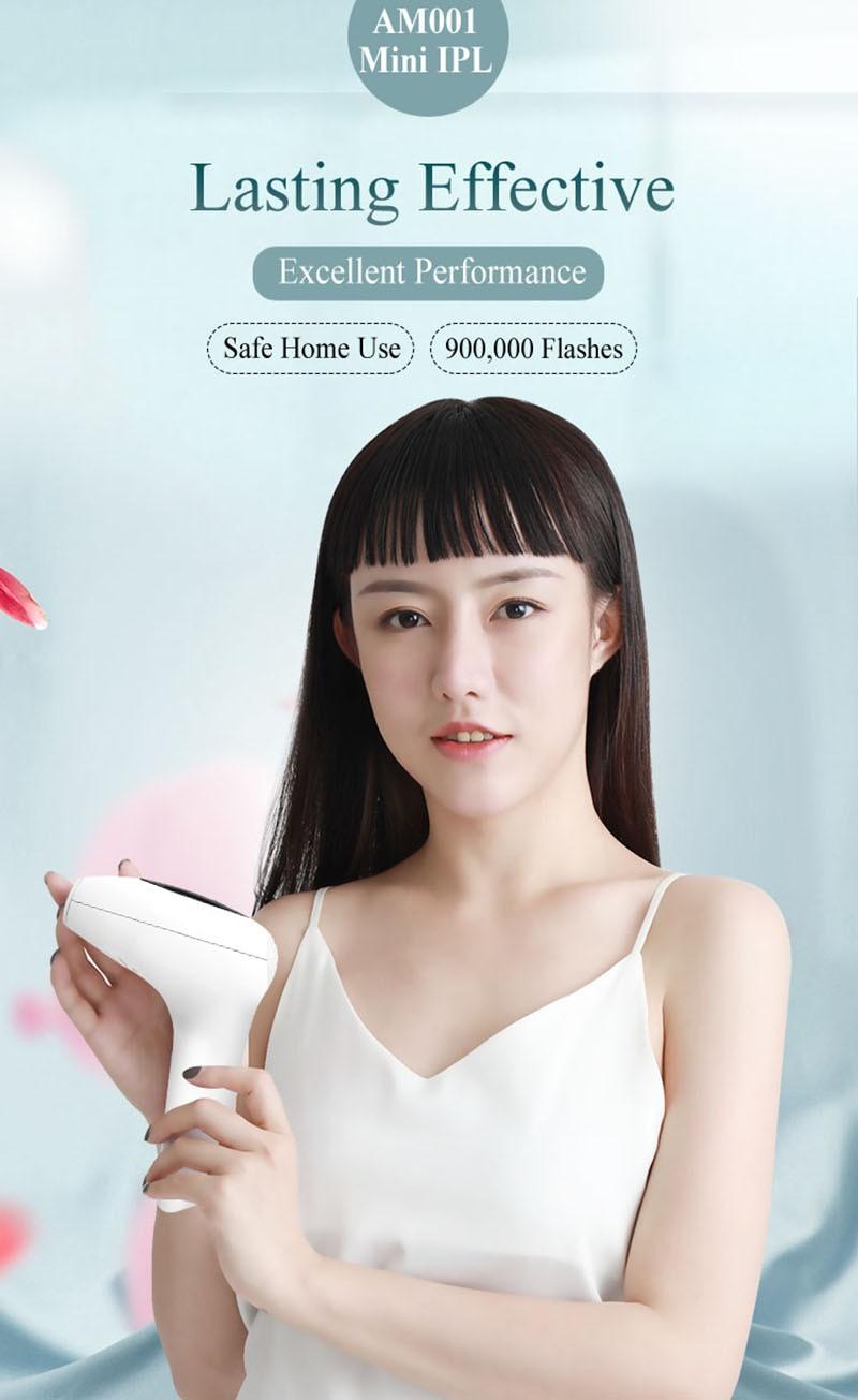 IPL Laser Depilatory Hair Remover Machine