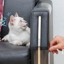 4 шт. защитный коврик для кошек, Защитная пленка для мебели, Когтеточка для кошек, мебель для дивана, одеяло, протектор для кошелька