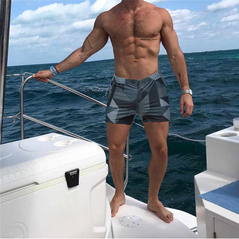 Men Shorts Swimwear Casual Beach Wear