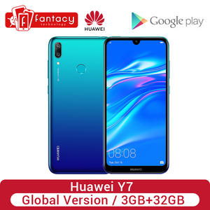 HUAWEI Snapdragon 450 Y7 3GB 32GB LTE/WCDMA/GSM Quad Core Fingerprint Recognition 13mp