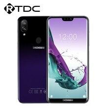 """DOOGEE N10 3GB 32GB أندرويد 8.1 الهاتف الذكي 5.84 """"FHD 19:9 عرض 3360mAh رباعية النواة 4G LTE الهاتف المحمول Waterdrop الشاشة"""