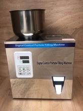 Máquina de llenado y pesaje de polvo automática de 2 200g