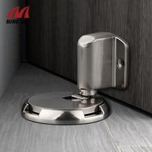 Tope de puerta pesado MX para maquinaria, fijo, sin magnético Tope de puerta, dispositivo de Tope de puerta, a prueba de viento, cierre, instalación sin clavos, herrajes para muebles