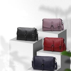 Image 4 - Tasarımcı çanta ünlü marka kadın çantaları 2019 lüks çanta çantalar kadınlar için crossbody çanta ana kesesi femme eğimli omuz bagtide