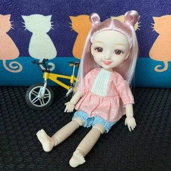 Кукла шарнирная 19 см. 4