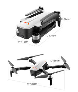 Image 5 - GPS Drone 4k HD Dual Camera Brushless quadcopter 5G WiFI Drone GPS Smart Follow Selfie Dron Rc Helicopter Professional Drone Toy