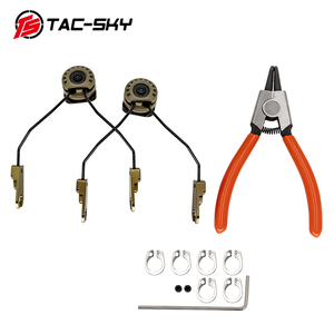 Image 4 - Arco trilha sordin mark + sara kit de compatível com msa sordin, tci liberator headset tático