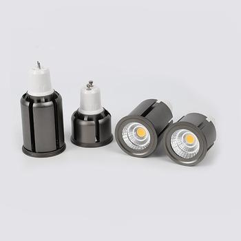 Super jasne ściemniania GU10 GU5 3 MR16 E27 żarówki Led światło punktowe 85-265V 12V 6W 9W 12W GU10 COB u nas państwo lampy GU 10 reflektory led tanie i dobre opinie WALLFUTURE CN (pochodzenie) HA-019 1 w wysokiej mocy SALON 250 - 499 lumenów Żarówki LED 3-8 ㎡ 3 lat Żarówka punktowa