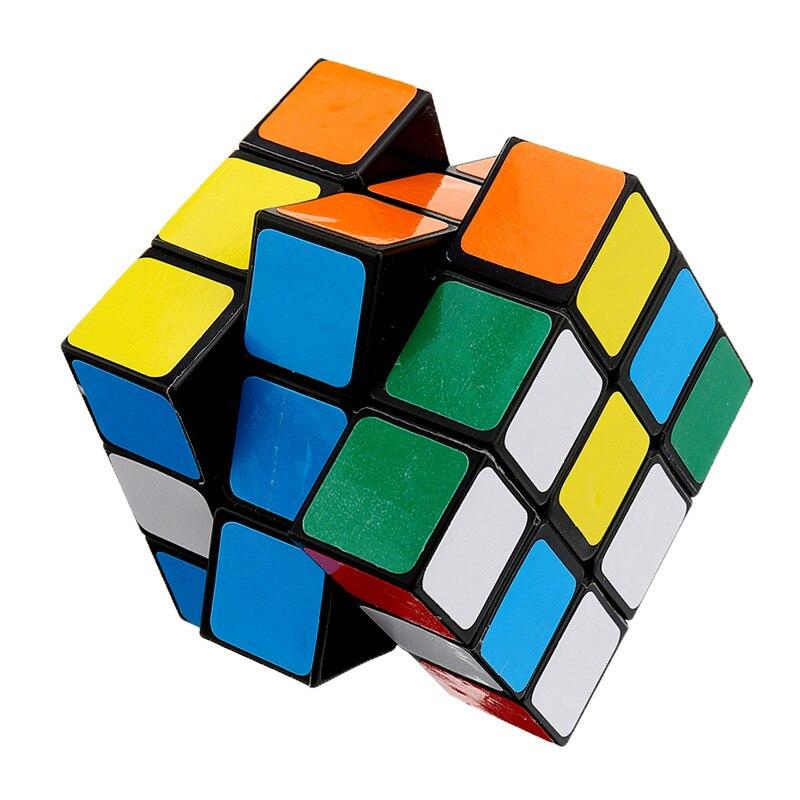 1 Pcs Magic-Cubes Professional Rubik-Cube 3x3x3 Magnetic Balls Puzzle Educational Toys For Children Gift Rubiking Cube