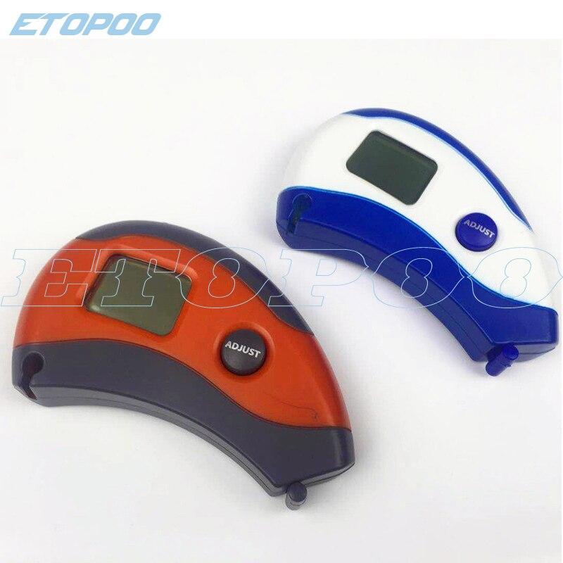 Digital Tape Measure Body Measurements Bust Waist Hips Measuring Tape 1.5M