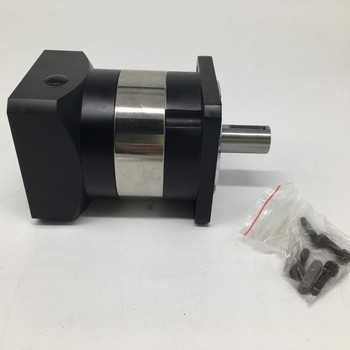 цена на Speed Ratio 3  Planetary Gearbox  3:1 Input Shaft 16mm Gearbox Reducer for 750W Servo Motor 90mm flange