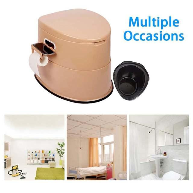 Portable toilet 2
