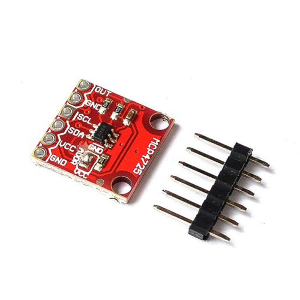 1 מחשב הבריחה לוח Developmet מודול MCP4725 I2C DAC QJY99