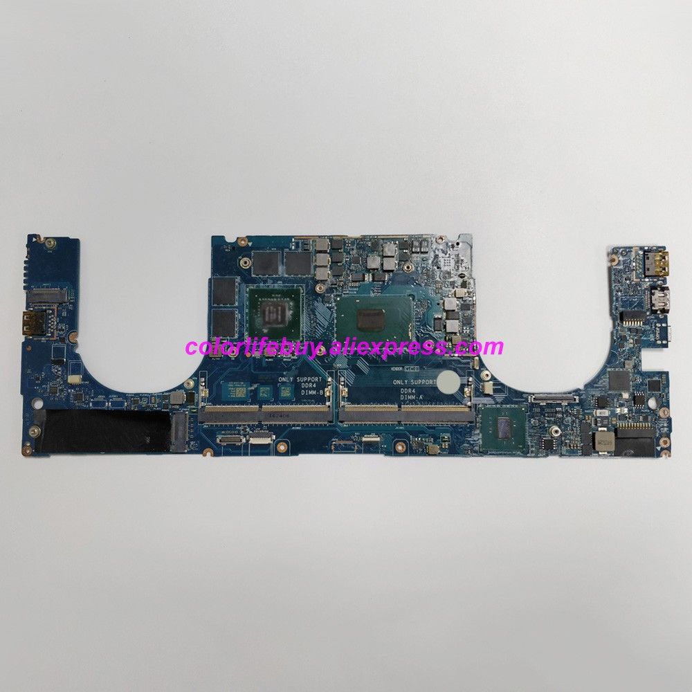 Genuine Y9N5X 0Y9N5X CN-0Y9N5X AAM00 LA-C361P w i7-6700HQ GTX960M Laptop Motherboard Mainboard for <font><b>Dell</b></font> <font><b>XPS</b></font> 15 <font><b>9550</b></font> <font><b>Notebook</b></font> PC image