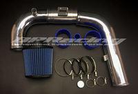 أفضل الطاقة هايت تدفق الهواء نظام شفط هواء ل 2006 2008 2.0L FSI فولكس فاجن جولف/جيتا/GTI/أودي a3-في مداخل الهواء من السيارات والدراجات النارية على