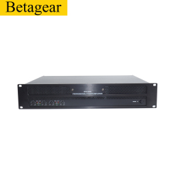 Betagear 4channel*1200watter audio power amplifier  DP41200 power amplifier professional dj amplifie professional for stage