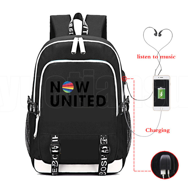 NOW UNITED BACKPACK (3 VARIAN)