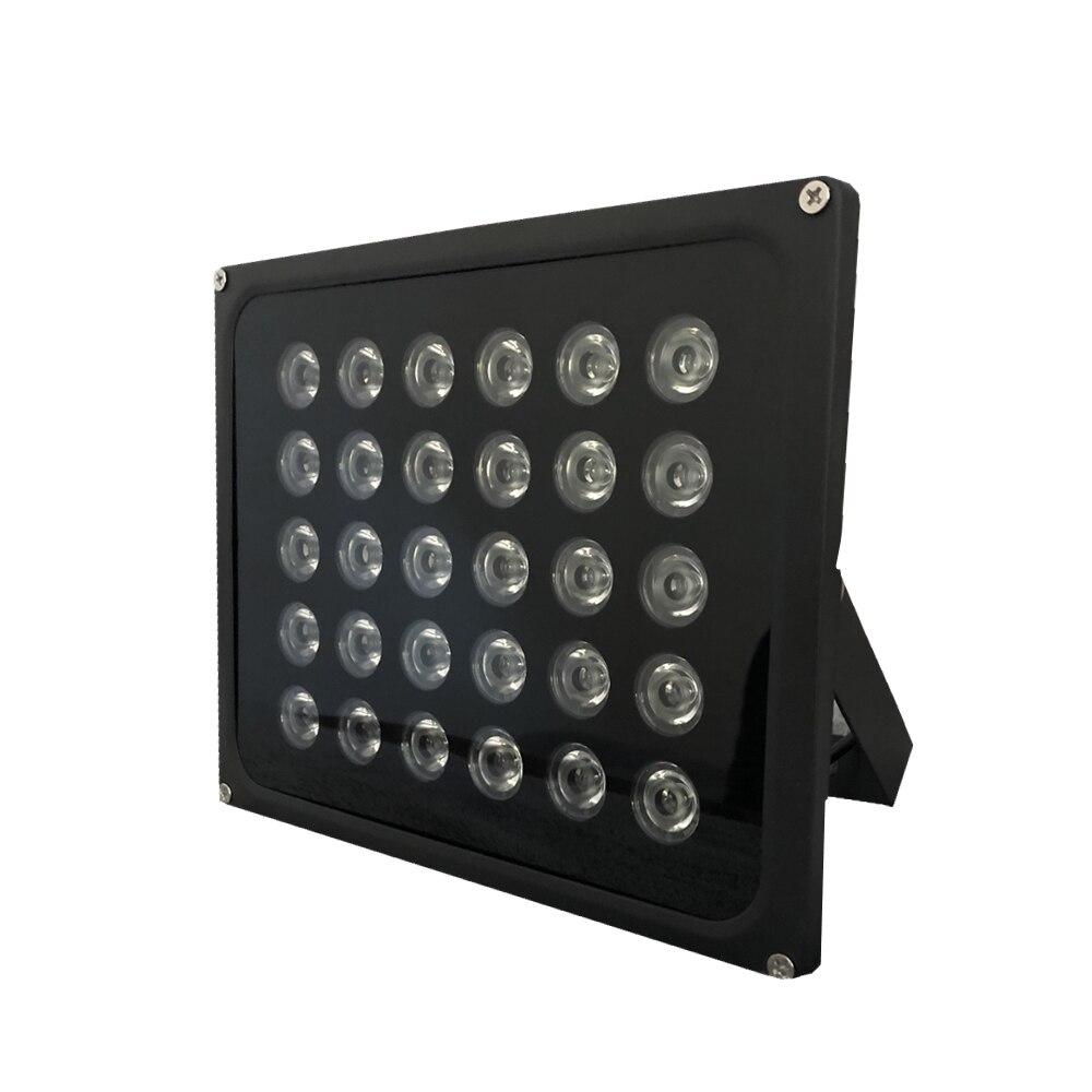 DC 12V CCTV 30 gama IR Led relleno infrarrojo Iluminador lámpara 850nm visión nocturna impermeable IR luces para cámara CCTV Termómetro de frente infrarrojo Digital LCD Medición de temperatura oído sin contacto cuerpo de adulto fiebre IR niños termómetro