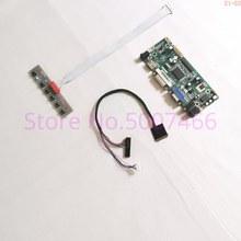 Pour N156B6 L0A/L0B/L0D/L08/L10 HDMI DVI VGA M.NT68676 carte de commande de contrôleur décran 1366*768 LED LVDS 40Pin panneau LCD pour ordinateur portable