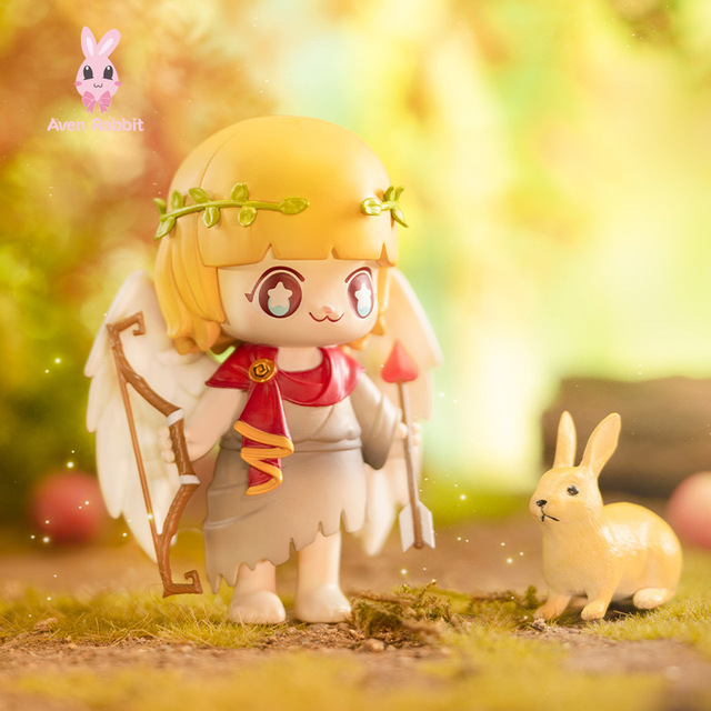 Kimmy&Miki Werewolf Killing Card Game Blind Box Toys Guess Bag Caja Ciega Blind Bag Toys for Girls Anime Figures Surprise Gift 1
