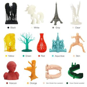 Image 3 - ANYCUBIC 405nm UV Resin Printing Material For 3D Printer Photon Photon S LCD UV Sensitive Liquid Photosensitive Resin
