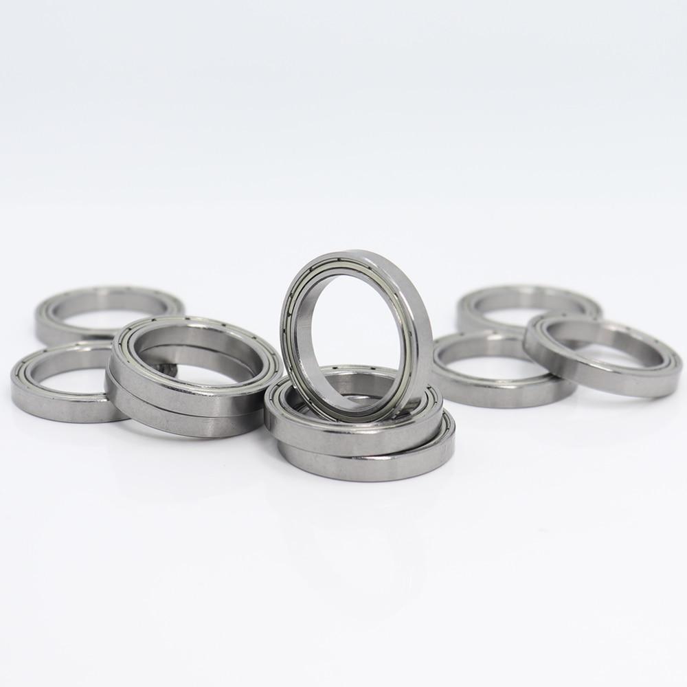 6706-2RS Hybrid Ceramic Rubber Ball Bearing Bearings 6706RS QTY 4 30x37x4 mm