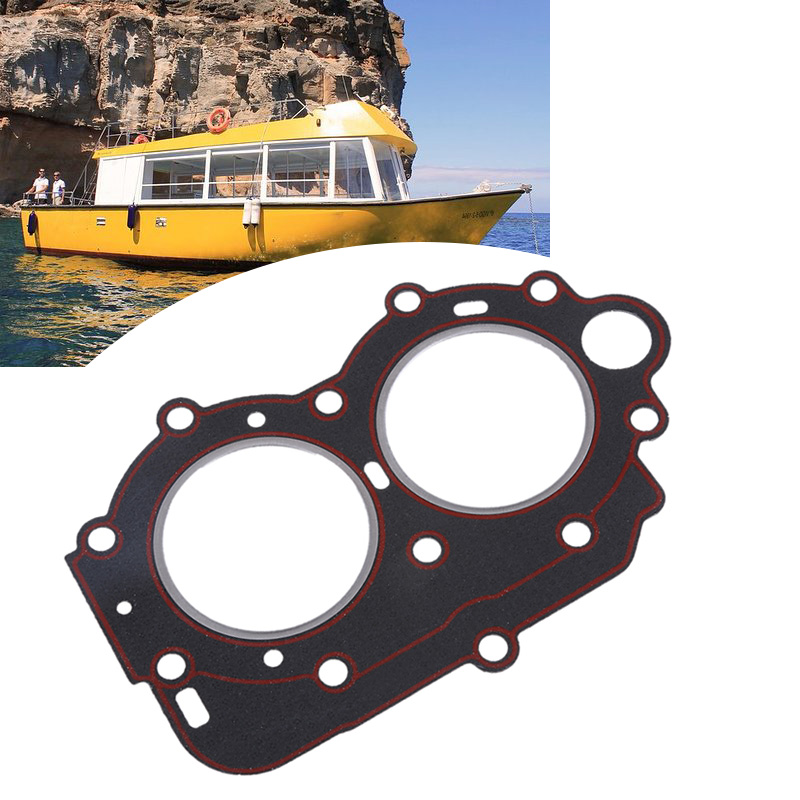 1 Pcs Marine Cylinder Head Gasket For Yamaha 9.9/15/18HP Outboard Engine Motors Repalce 63V-11181-A1-00 Boat Accessories Marine