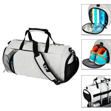 New Style Mens Sports Bags With Dry Pocker Fitness For Women Duffel Travel Storage Lightweight Outdoor Training