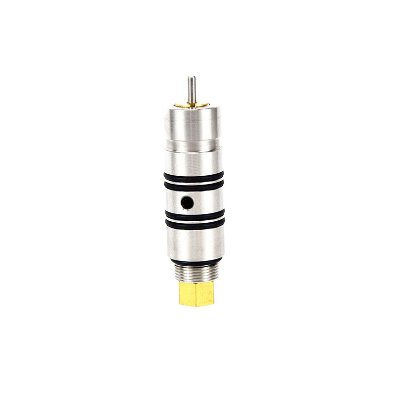 PCP Z Valve Outlet Adapter Stainless Steel