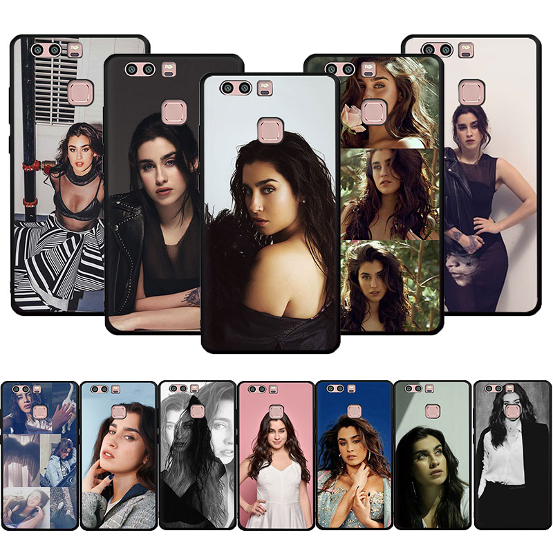 Fifth Harmony <font><b>Lauren</b></font> Jauregui Soft Silicone Case Cover For Huawei P9 Lite 2016 2017 P10 P20 P30 P40 lite pro P Smart 2018 2019 image