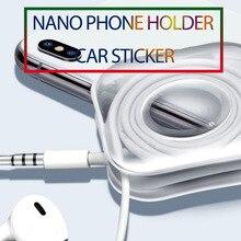 Универсальная нано Автомобильная наклейка без следа нано паста резиновая накладка Повседневная наклейка s для кухни Автомобильный держатель для телефона гелевая паста автомобильные аксессуары
