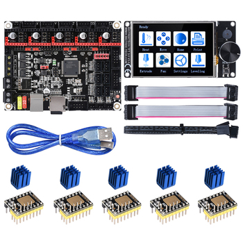 BIGTREETECH SKR V1.3 With TFT35 V3.0 Touch Screen TMC2208 TMC2130 32 Bit Motherboard Use Smoothieboard For A8 Ender 3d printer