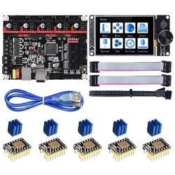 Bigtreetech skr v1.3 com tft35 v3.0 tela de toque tmc2208 tmc2130 32 bit uso placa-mãe smoothieboard para a8 ender impressora 3d